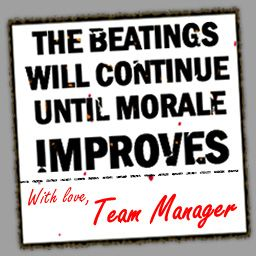 The Beatings Will Continue Until Morale Improves Vitalis Blog