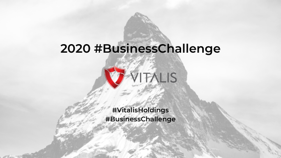 Vitalis Holdings 2020 #BusinessChallenge